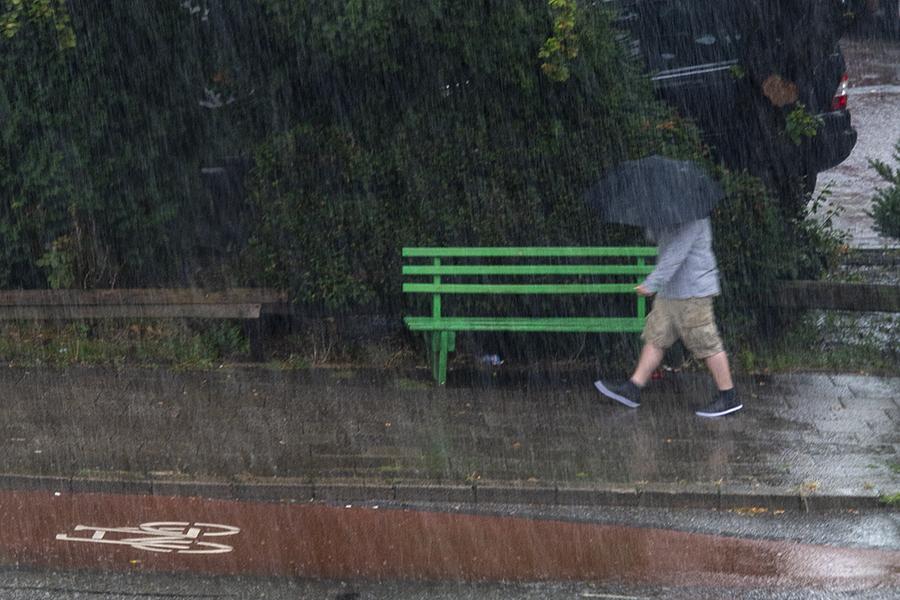 Preis eines Regenschirms kalkulieren
