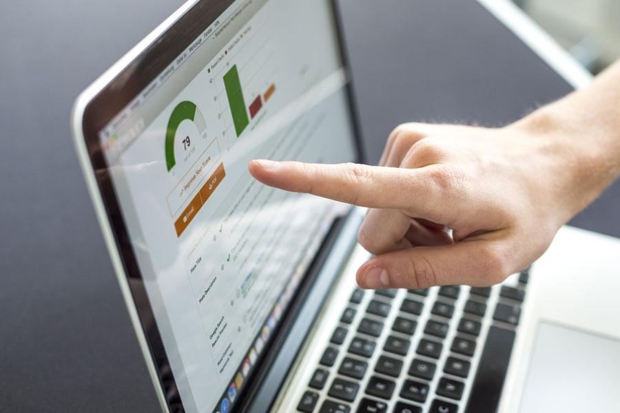 Hohe Qualität für eine Webseite erreichen