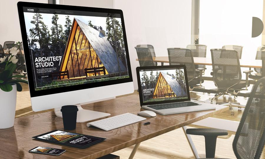 Nutzerfreundliche Webseite - Responsives Design