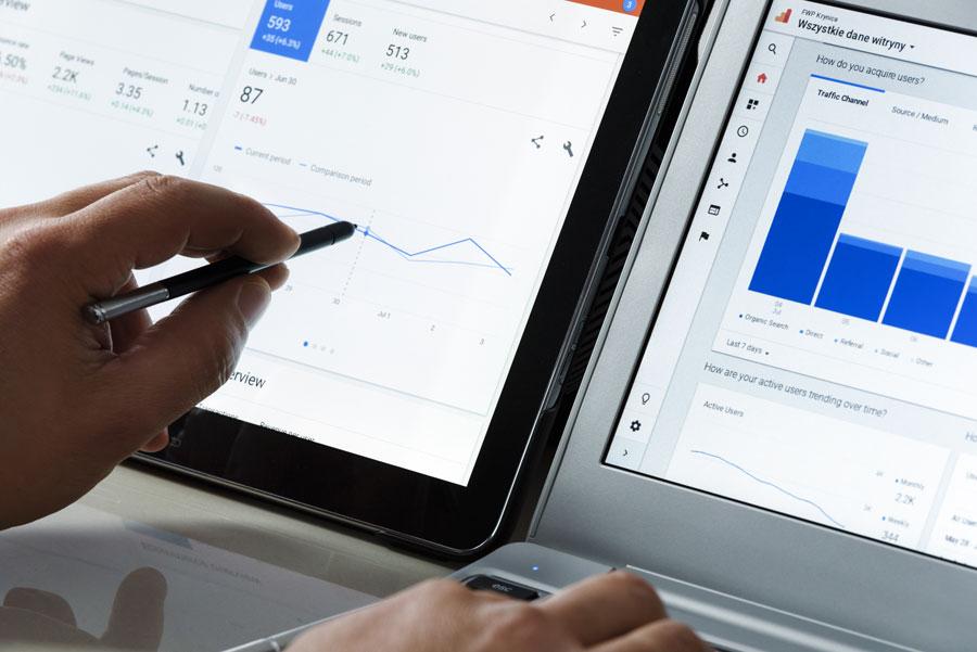 Tracking Google Analytics nutzen